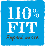 110 FIT - Expect More